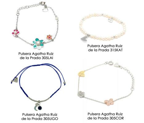 Pulseras Agatha Ruiz de la Prada
