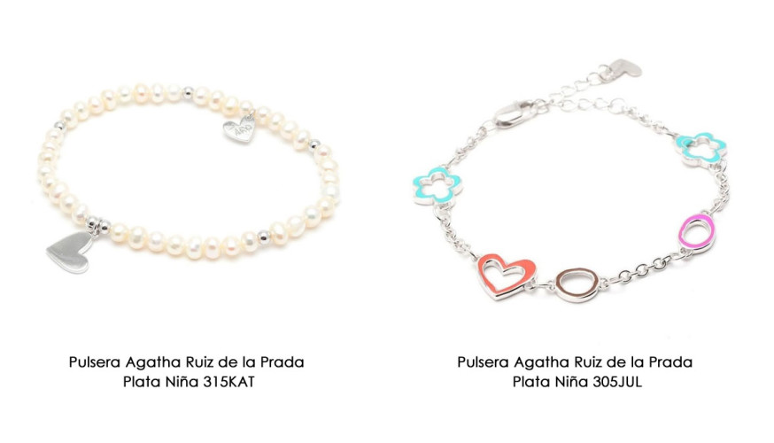 3975c9a4563c Pulseras Agatha Ruiz de la Prada para niña