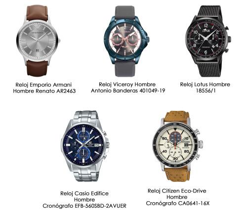 f6ce0483575c Relojes para hombre