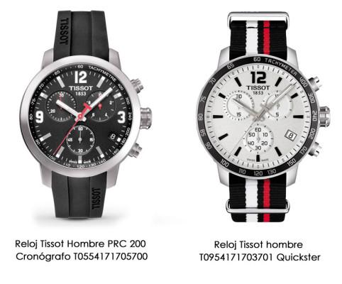 Relojes Tissot T-Sport