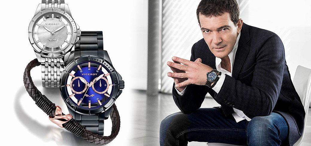 Relojes Viceroy Antonio Banderas Design  89ba89bc39bd