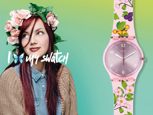 Los relojes Swatch