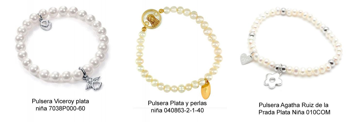 388b9a9945ed Pulseras elásticas para niña