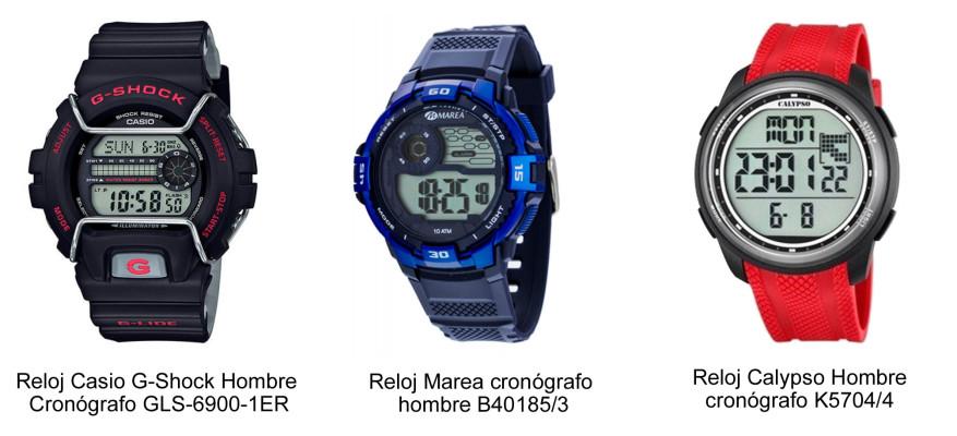 490044eb189 Relojes para hombres deportistas