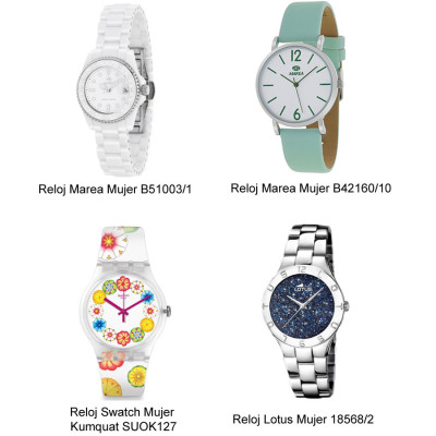 Relojes causales para mujer fe2d4afccaf3