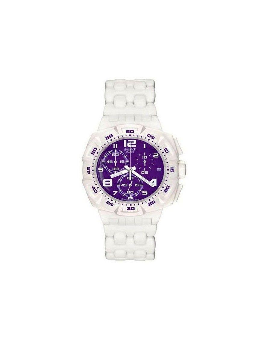 Reloj Swatch Purple Purity hombre SUIW404