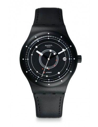 Reloj Swatch Sistem51 Black unisex SUTB400