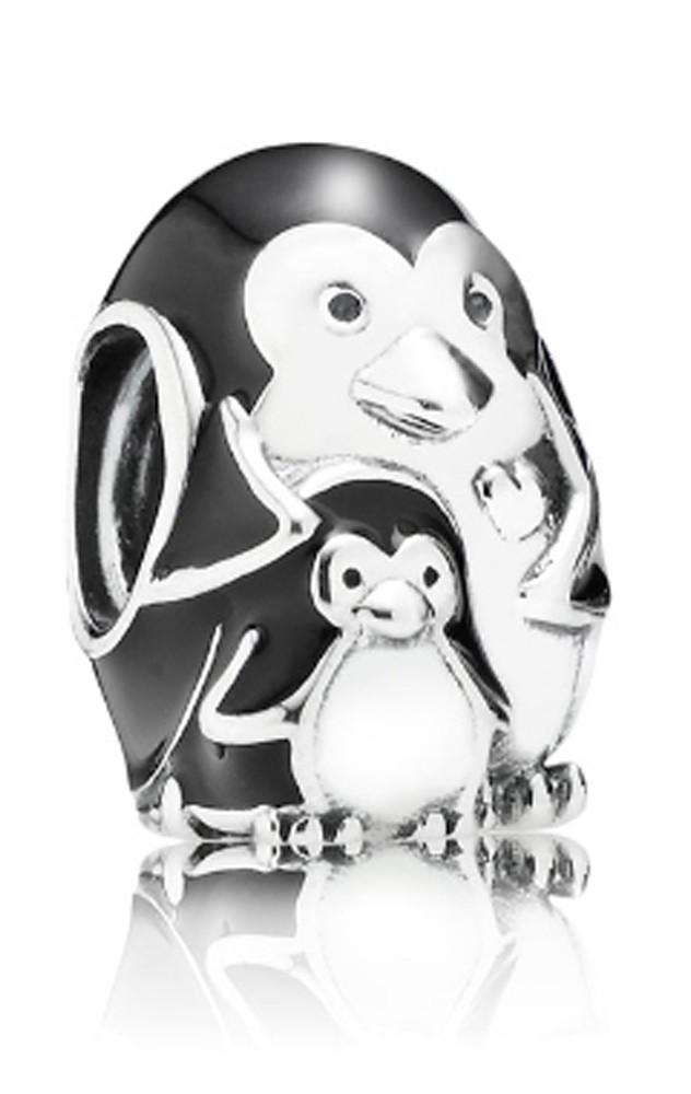 pandora charm pinguino