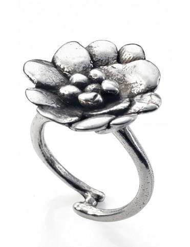 Comprar Anillo Viceroy metal chapado plata mujer 1003A01410 online