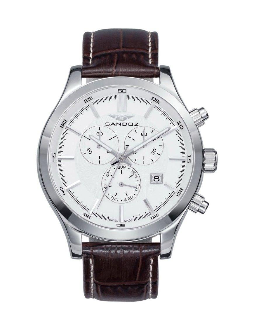 Reloj Sandoz Hombre 81381-87