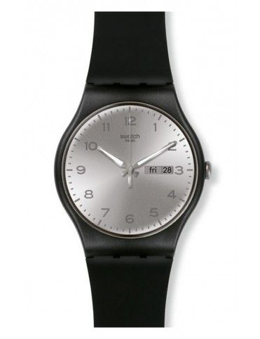 Reloj Swatch Silver Friend unisex SUOB717