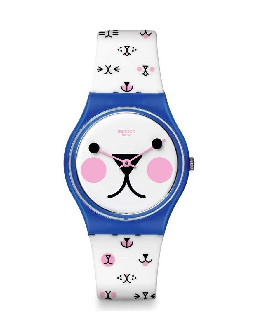 Reloj Swatch Cattitude mujer GN241