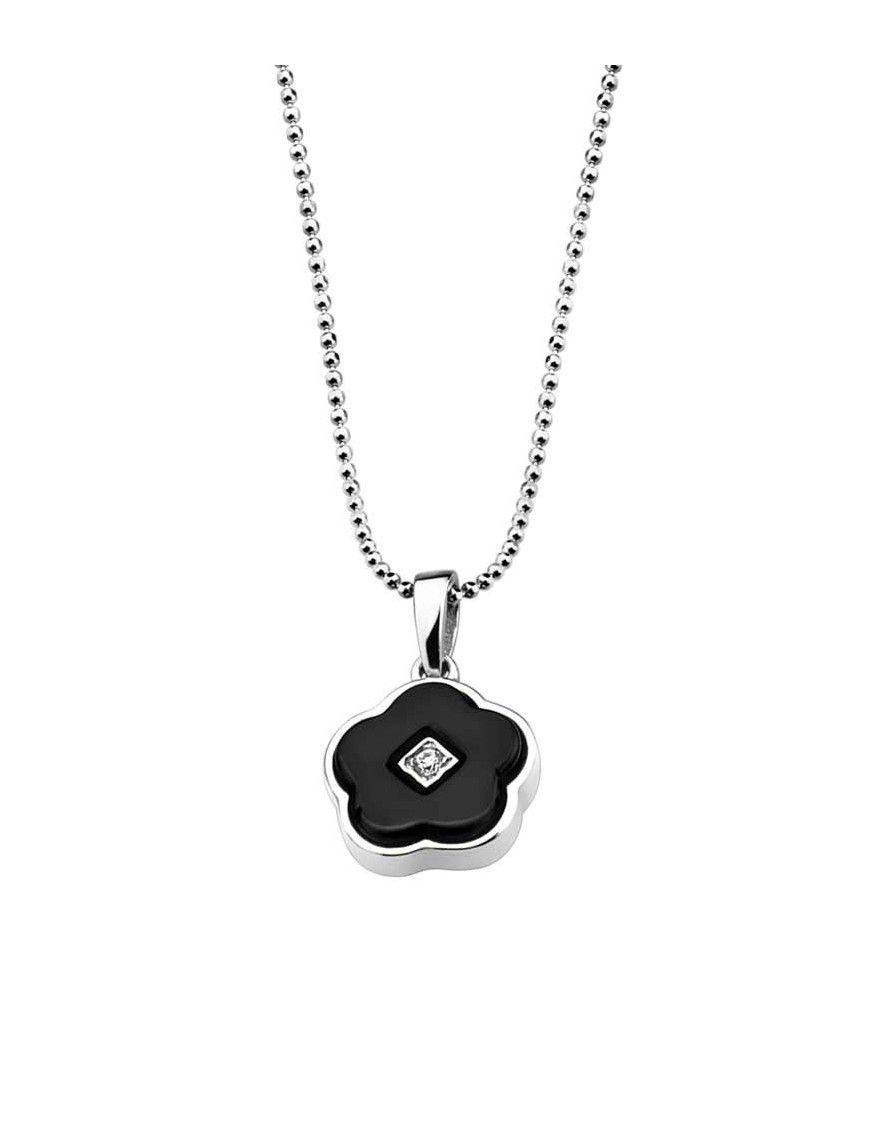 Collar Lotus Silver mujer LP1277-1/2