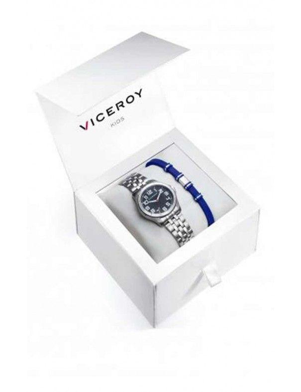 Pack Viceroy reloj + pulsera niño 432321-55