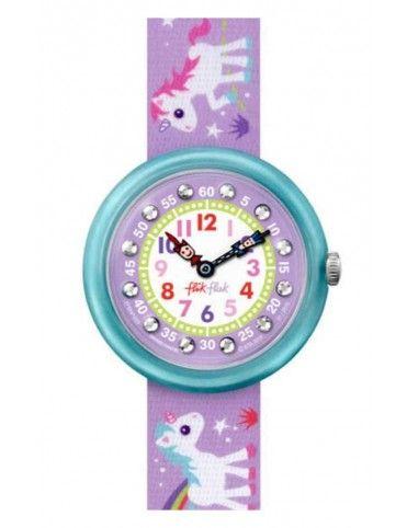 Comprar Reloj Flik Flak Magical Unicorns niña FBNP033 online
