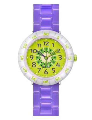 Reloj Flik Flak Kiwi Shake niña FCSP017