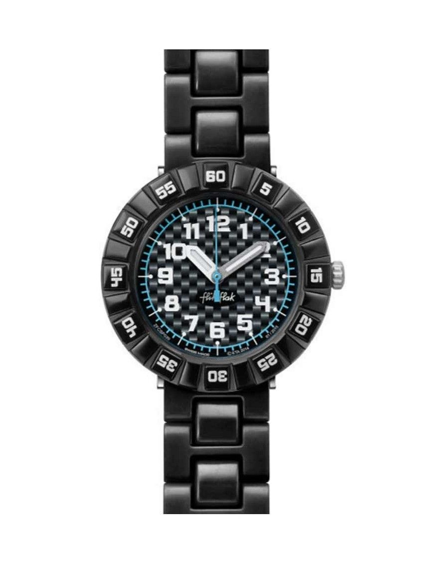Reloj Flik Flak Seriously Black niño FCSP020