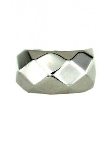 Anillo plata mujer PL34490-S/BL