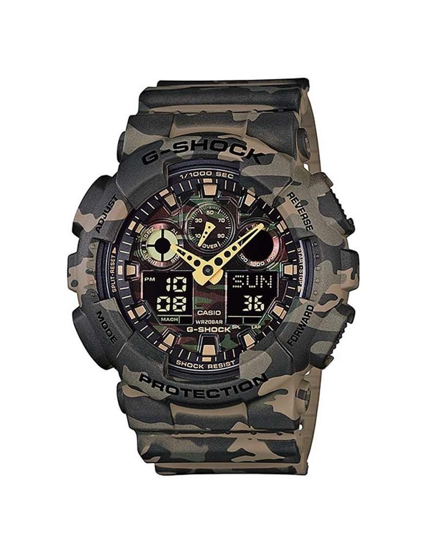 Reloj Casio G-Shock hombre GA-100CM-5AER