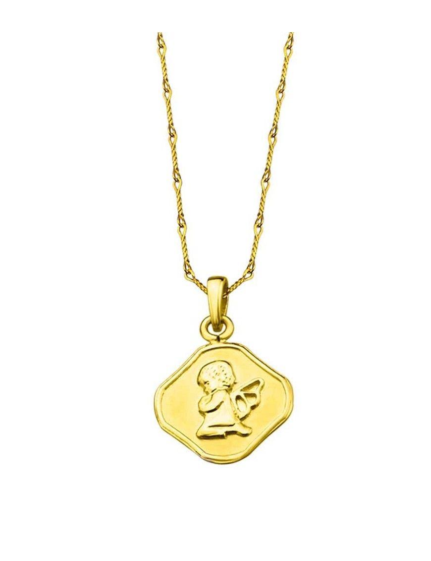 Collar Lotus Silver niña LP1266-1/2