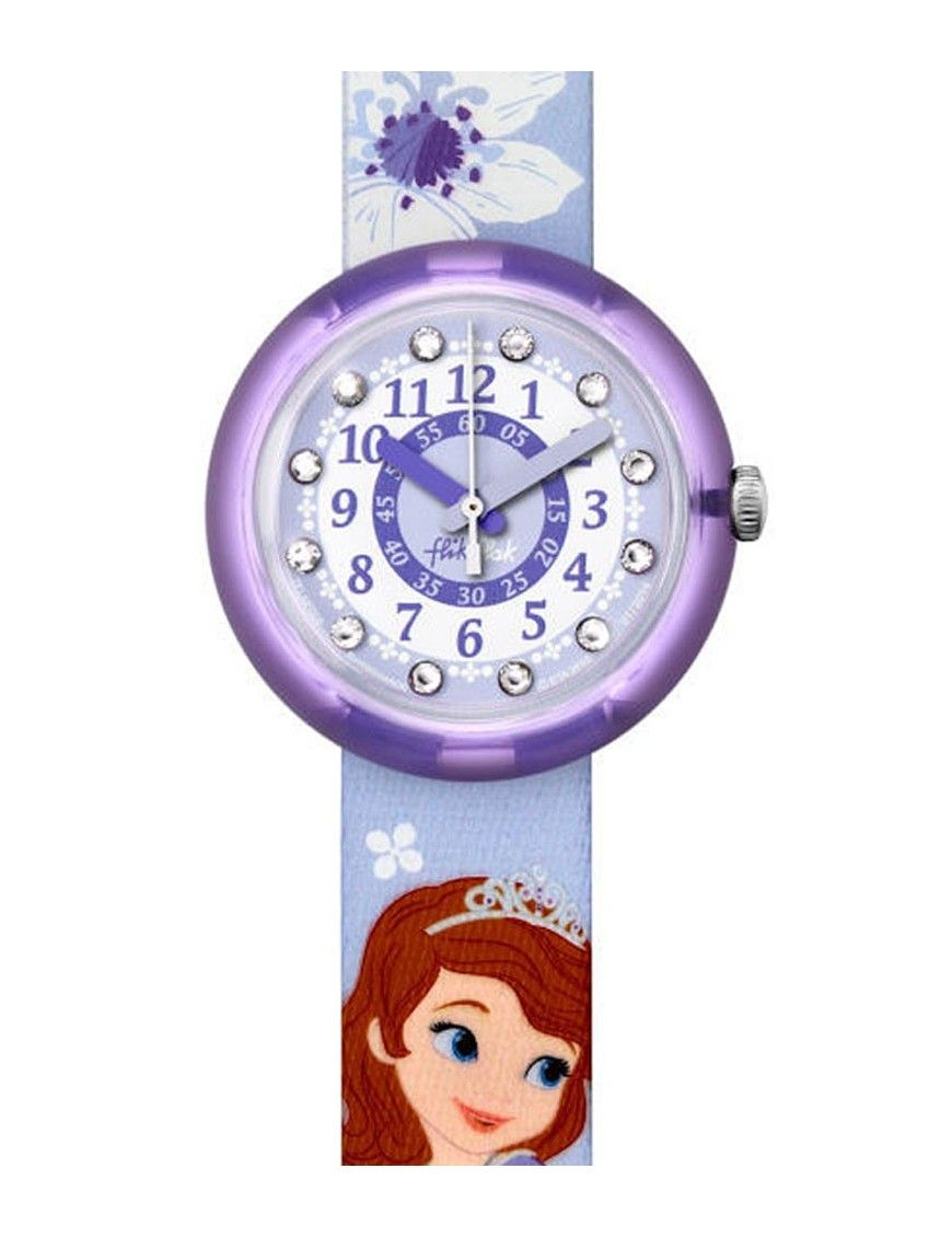 Reloj Flik Flak Sofía The First FLNP008