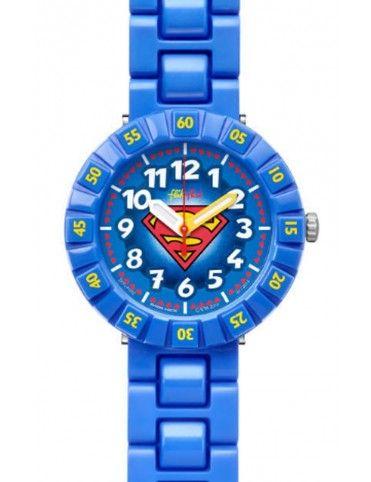 Reloj Flik Flak Superman FFLP002
