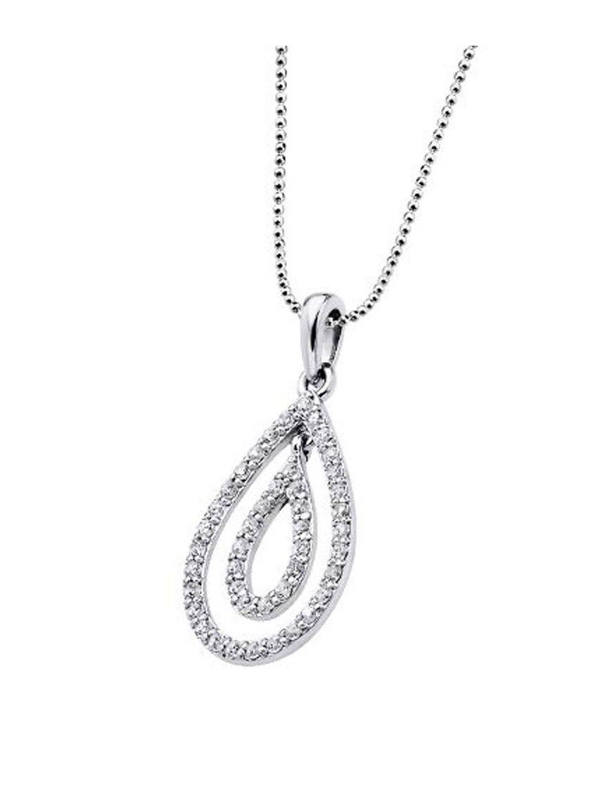 Collar Lotus Silver mujer LP1291-1/1