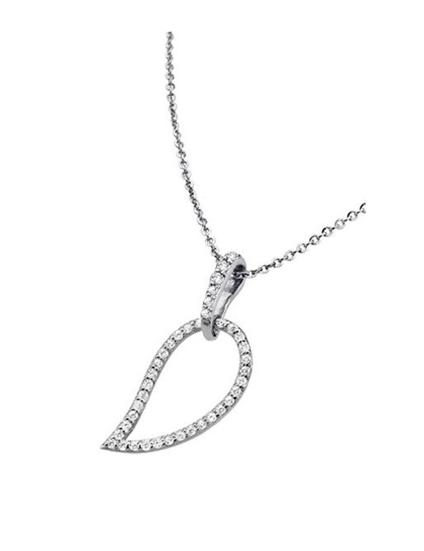 Collar Lotus Silver mujer LP1292-1/1