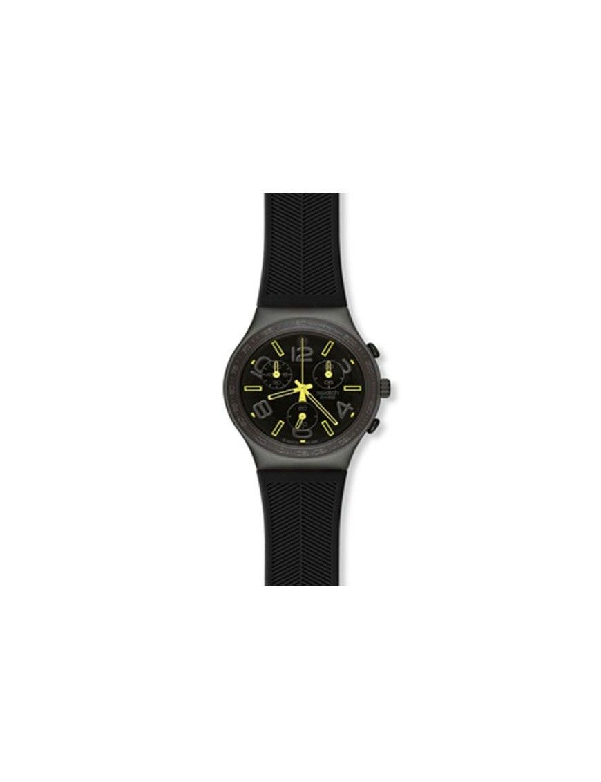 RELOJ SWATCH RAY OF LIGTH BLACK YCM4000