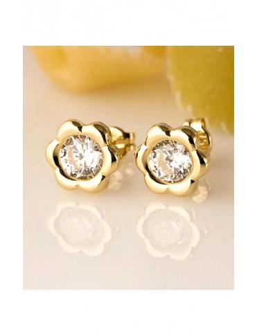 Comprar Pendientes oro niña 81A1863/4 online