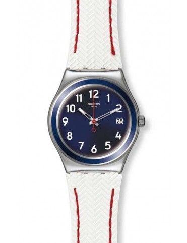 Reloj Swatch mujer YLS449 Vela Blanca