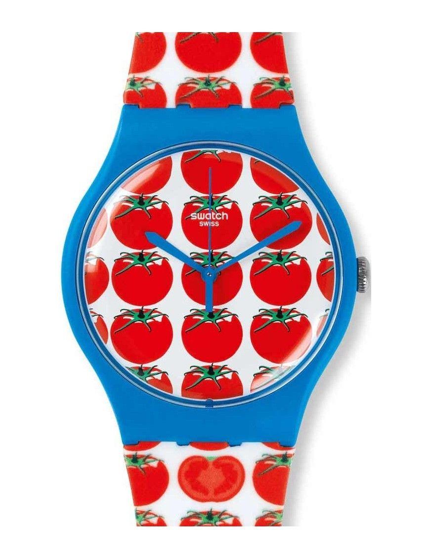 Reloj Swatch mujer SUOS102 Tomatella