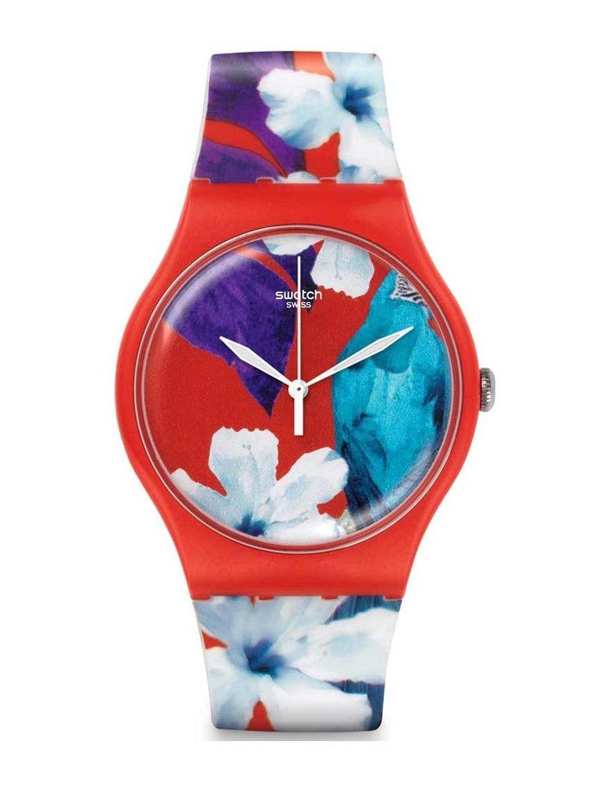 Reloj Swatch mujer SUOR105 Mister Parrot
