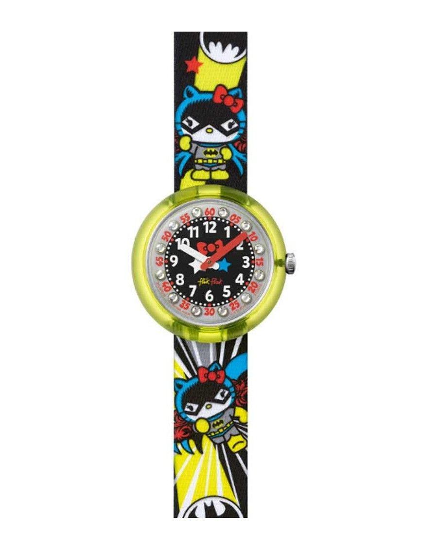 Reloj Flik&Flak FLNP016 Hello Kitty Batgirl