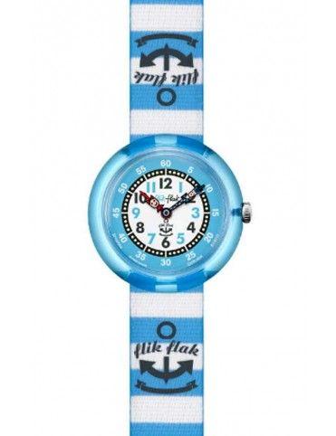 Reloj Flik Flak Cadete FTNP004 Blue Stripes