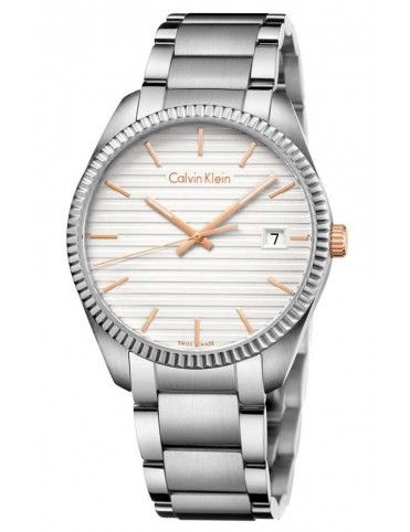 Reloj Calvin Klein hombre K5R31B46 Alliance PO/BR G SST/5N