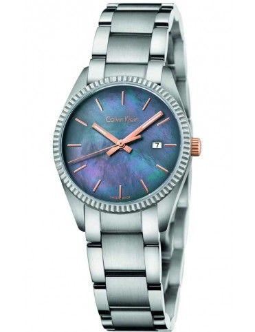 Reloj Calvin Klein mujer K5R33B4Y Alliance PO/BR l SST/5N