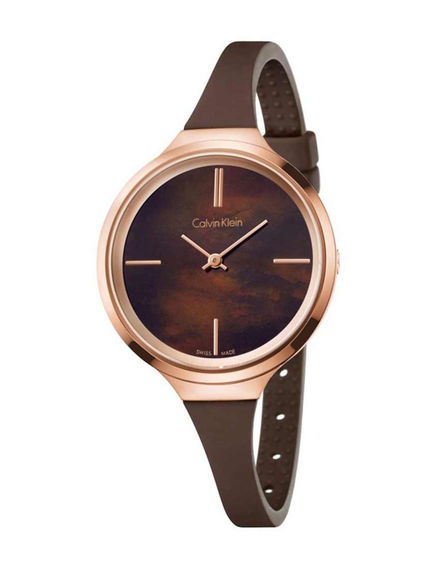 Reloj Calvin Klein mujer K4U236FK Lively