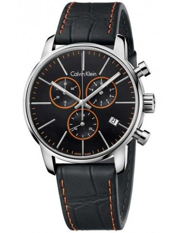 Reloj Calvin Klein hombre K2G271C1 City