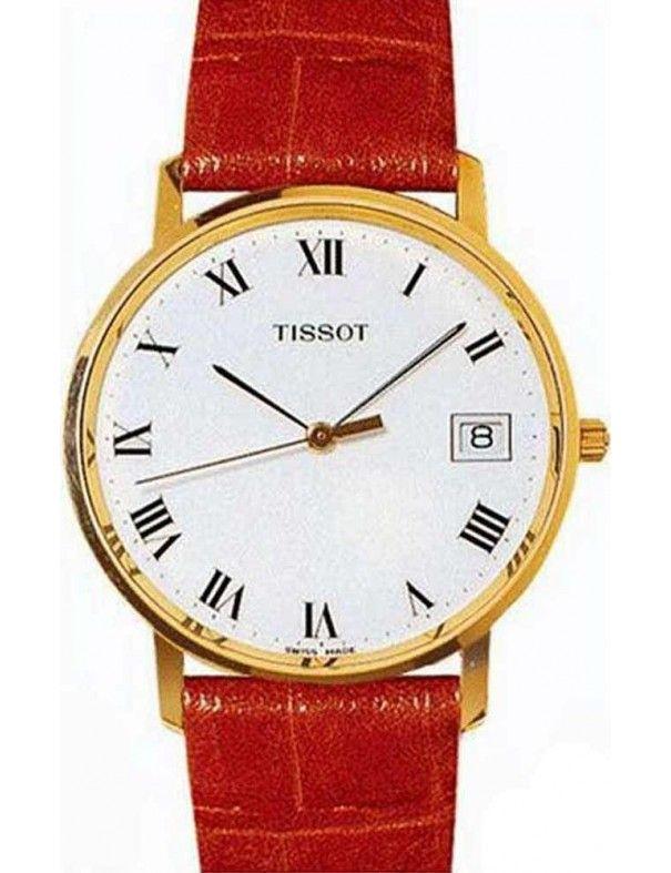 Reloj Tissot hombre T71341113 Colección Oro