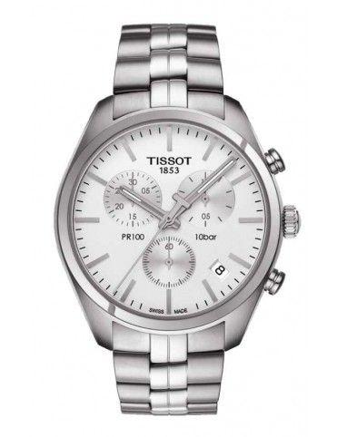 Comprar Reloj Tissot hombre t1014171103100 Colección PR 100 online