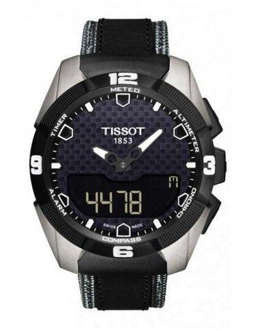 Reloj Tissot hombre T0914204605101 T-Touch Solar