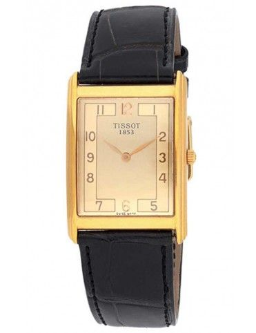 Reloj Tissot hombre T71360832 T-Gold
