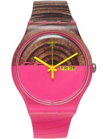 Reloj Swatch unisex SUOP703 Woodkid