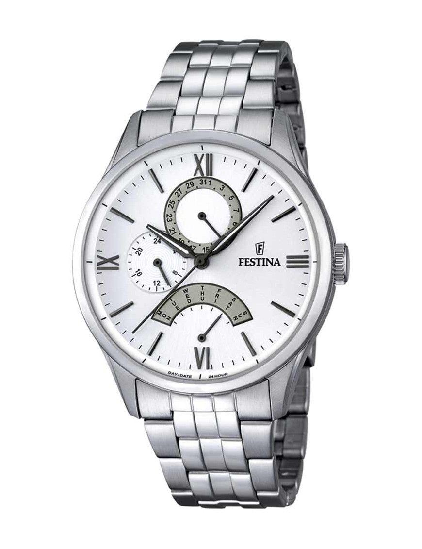 Reloj Festina hombre F16822/1 Multifunción
