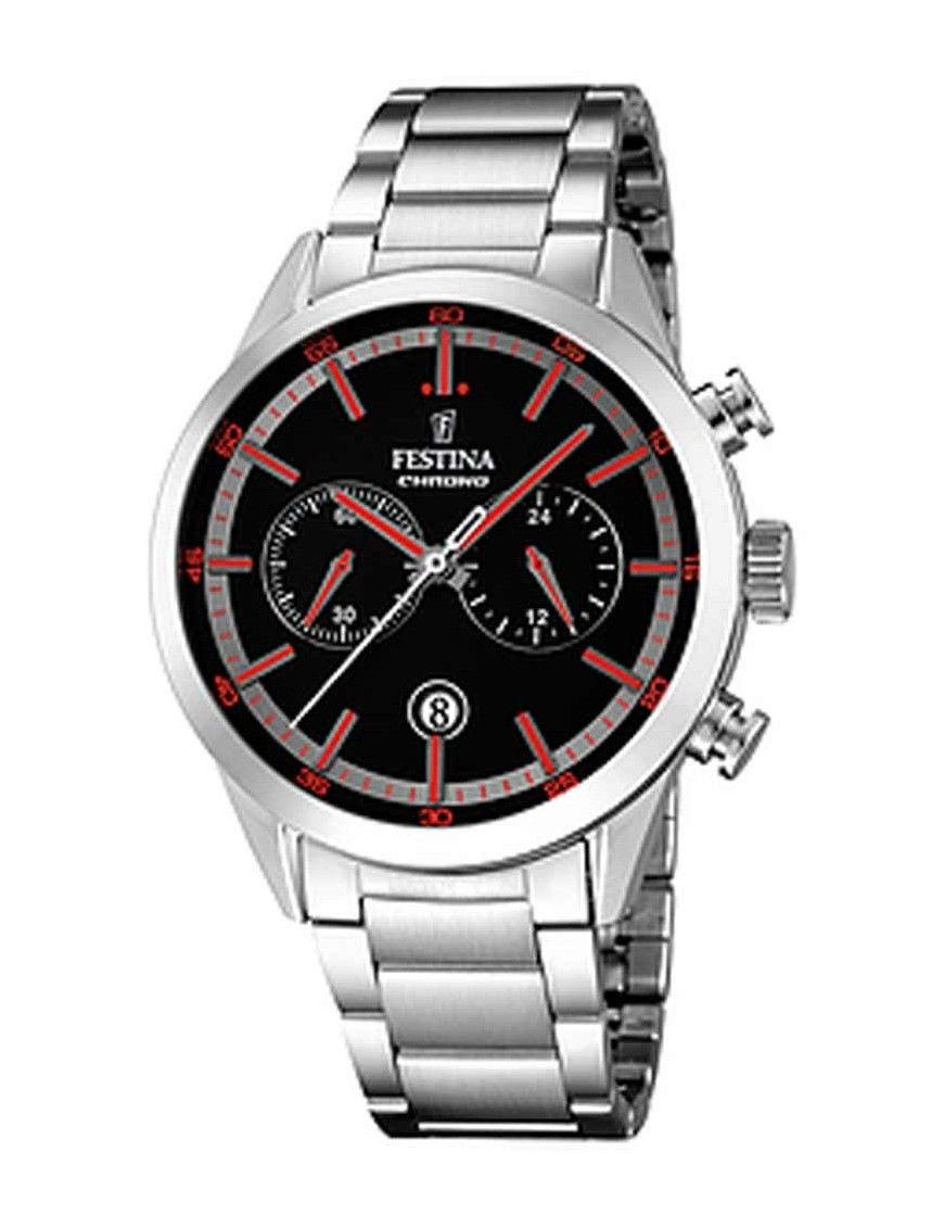 Reloj Festina hombre F16826/6 Cronógrafo
