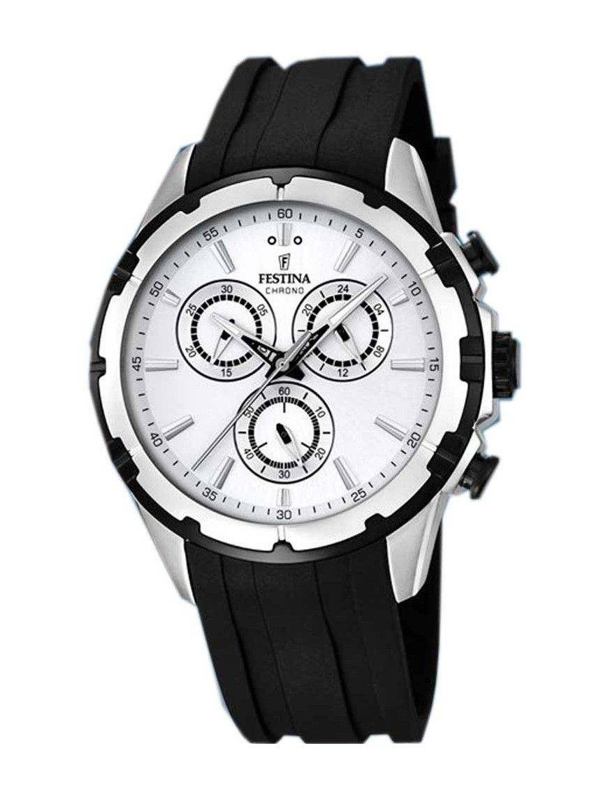 Reloj Festina hombre F16838/1 Cronógrafo