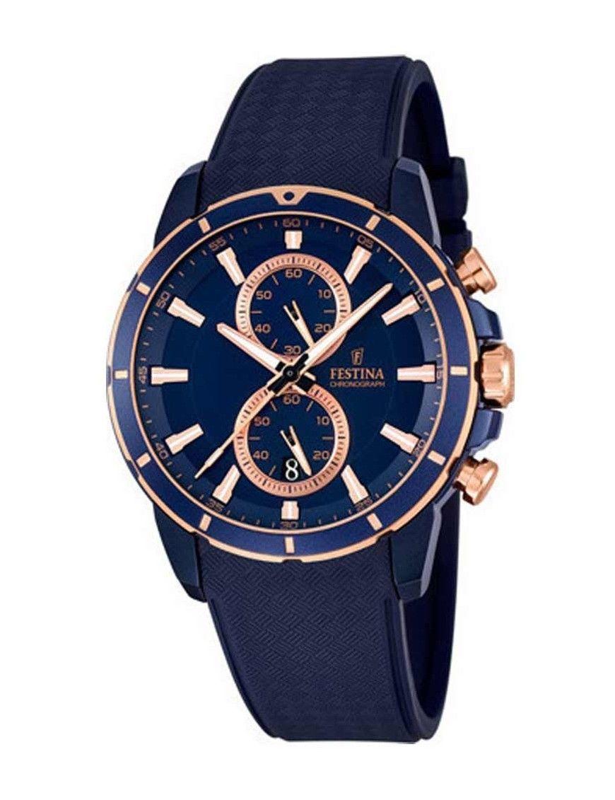 Reloj Festina hombre F16851/1 Cronógrafo