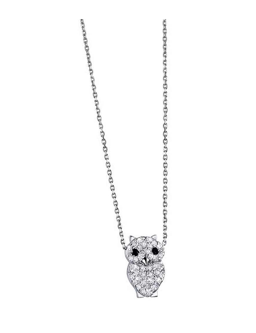 Collar Lotus Silver mujer LP1506-1/1