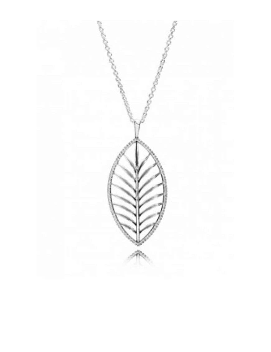 Collar plata Pandora mujer 390370CZ-90